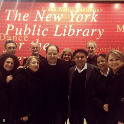 Lincoln Center - Chamber Music New York concert-after concert