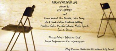 Variations After Joe-