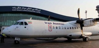 Nearly 66 Passengers Killed after Plane Crashes in Central Iran