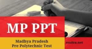 Pre Polytechnic Test
