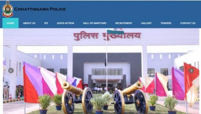 Chhattisgarh Police Constable Admit Card 2018