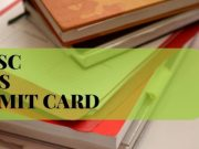 UPSC CDS I Admit Card 2018