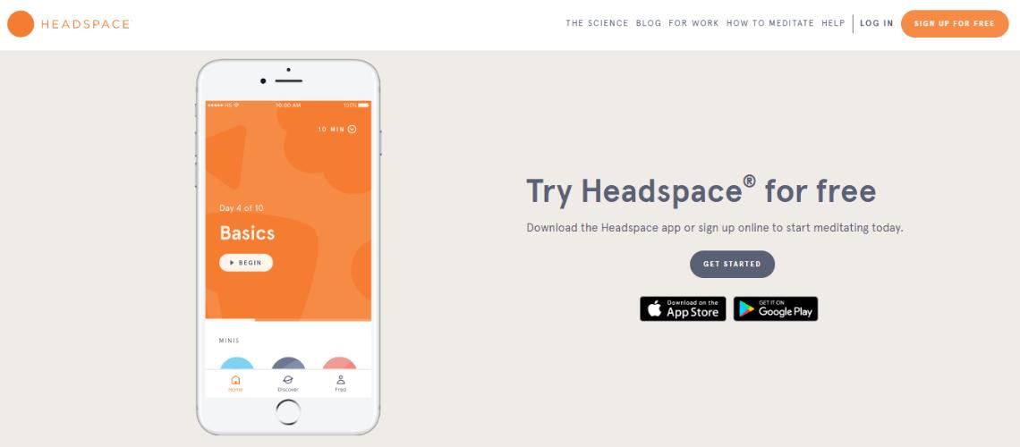 Headspace App: Meditation and Sleep Simple | EMIUT