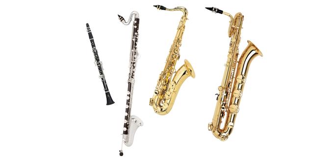 Stage De Clarinette Et Saxophone – Initiation Pour Tous