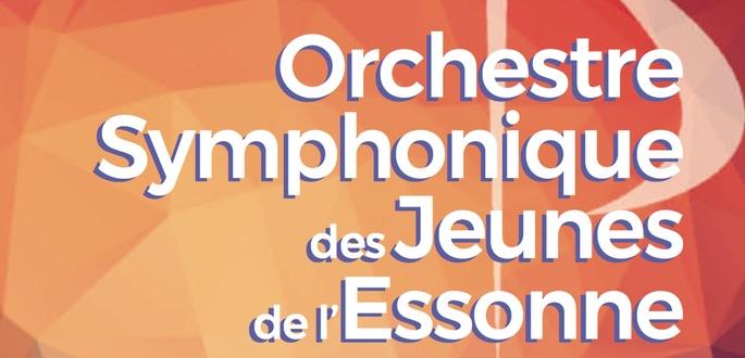 Stage D'Orchestre – Orchestre Symphonique Des Jeunes De L'Essonne