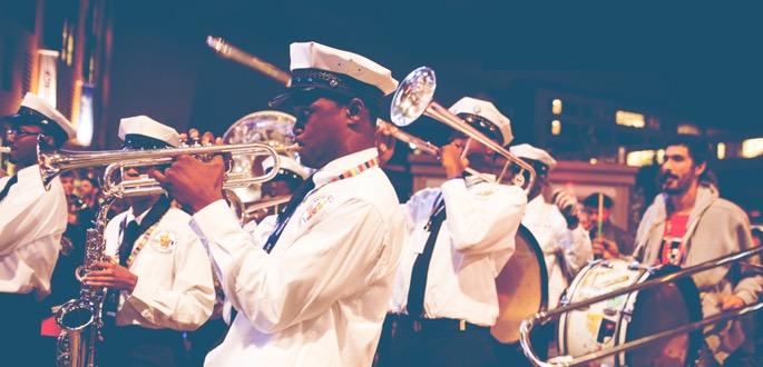 Masterclass Et Concert Brass Band Avec The Chosen Ones