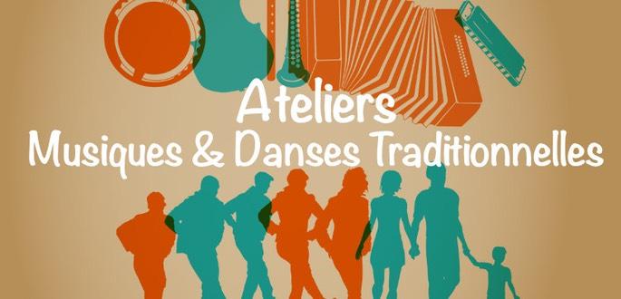 Ateliers Musiques Et Danses Traditionnelles