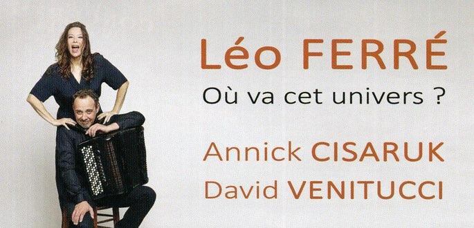 Léo FERRE – Où Va Cet Univers