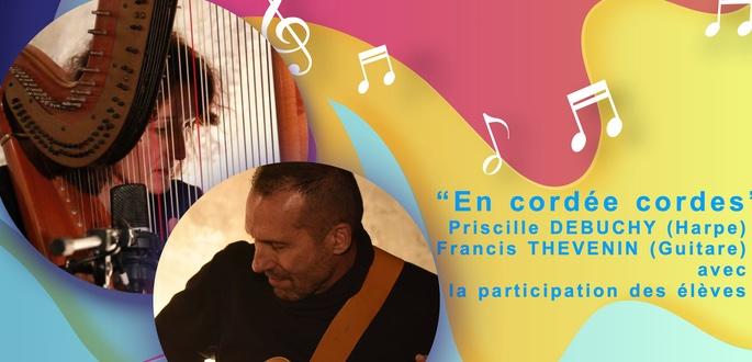 """Ensemble Sur Scène #04  Avec """"En Cordée Cordes"""""""