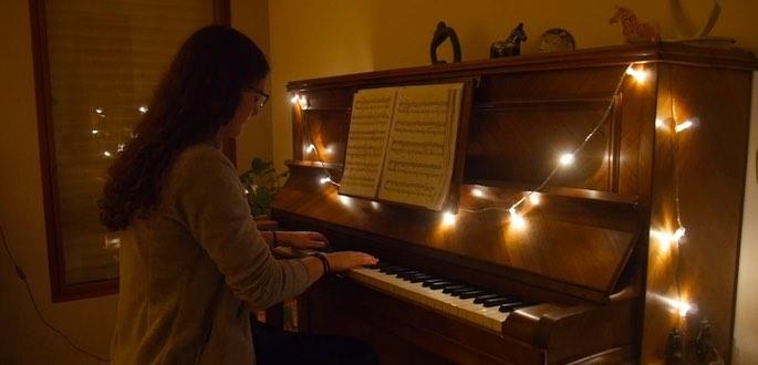 Mathilde : Piano Solo