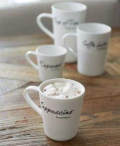 Kubek Classic Cappuccino Riviera Maison