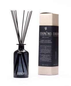 Patyczki zapachowe – Eucaliptus, Laurel y Romero – Eukaliptus, wawrzyn i rozmaryn – Mikado Essencials