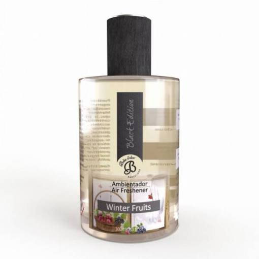 Perfumy do wnętrz – Zimowe owoce – Spray Black Edition