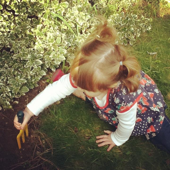 Six Garden Activities for Children This Half Term