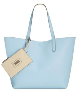 Style & Co Clean Cut Reversible Tote with Wristlet, Only at Macy's