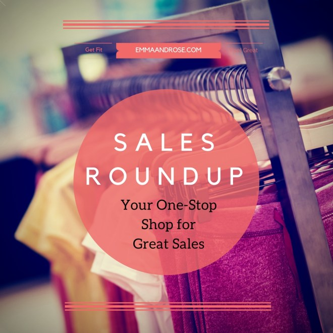 Sales Roundup Your One-Stop Shop for Great Sales