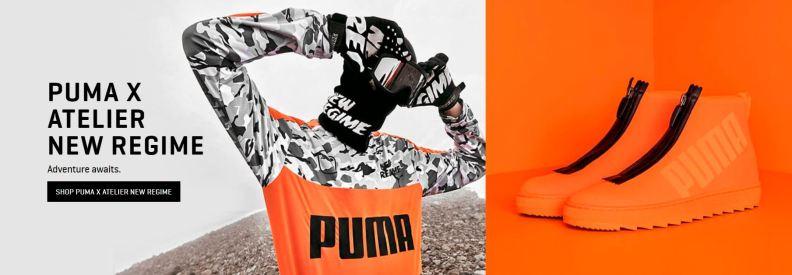 PUMA x Atelier New Regime full bleed