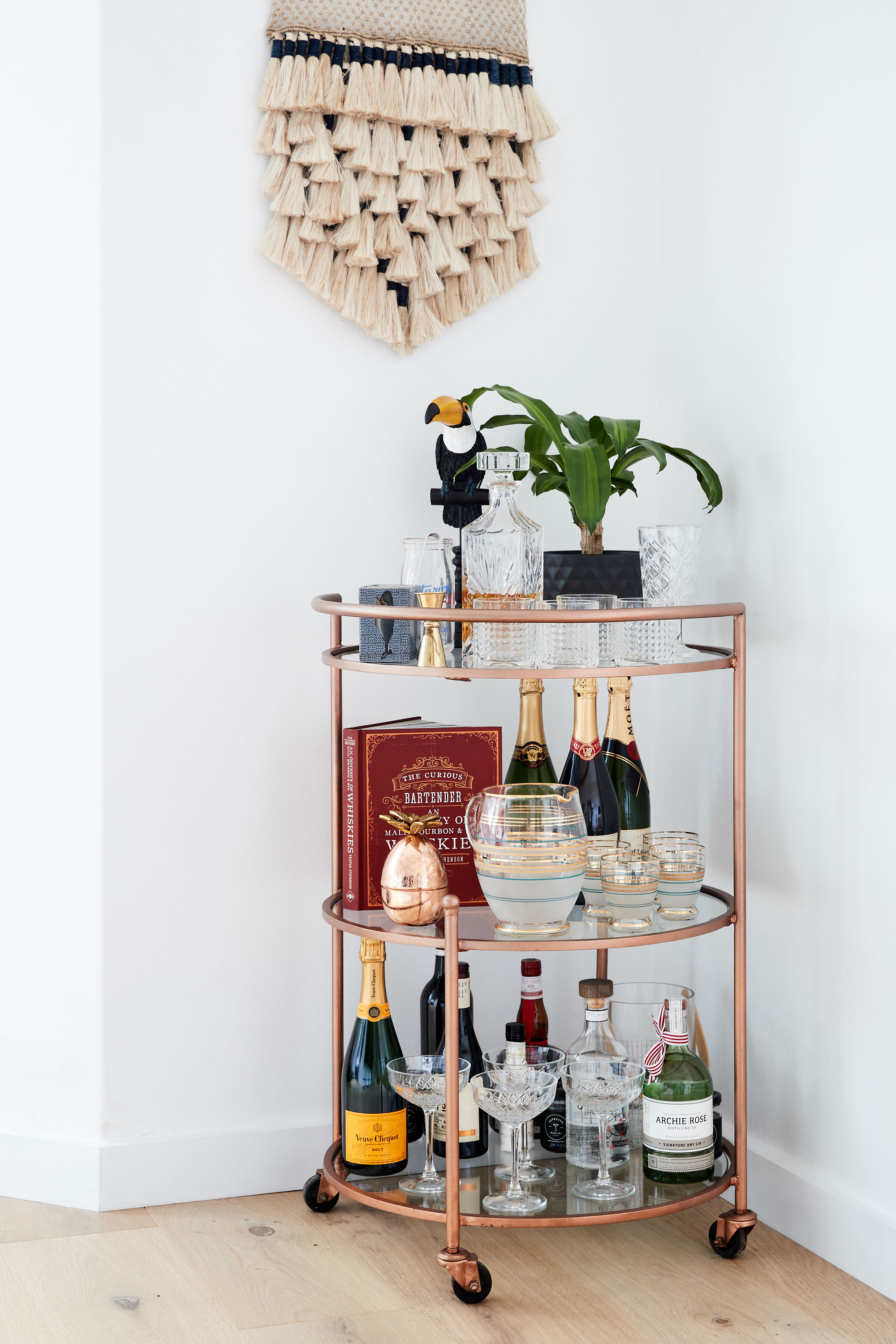 Cremorne-Interior-Styling-Emma-Blomfield-Bar-Cart