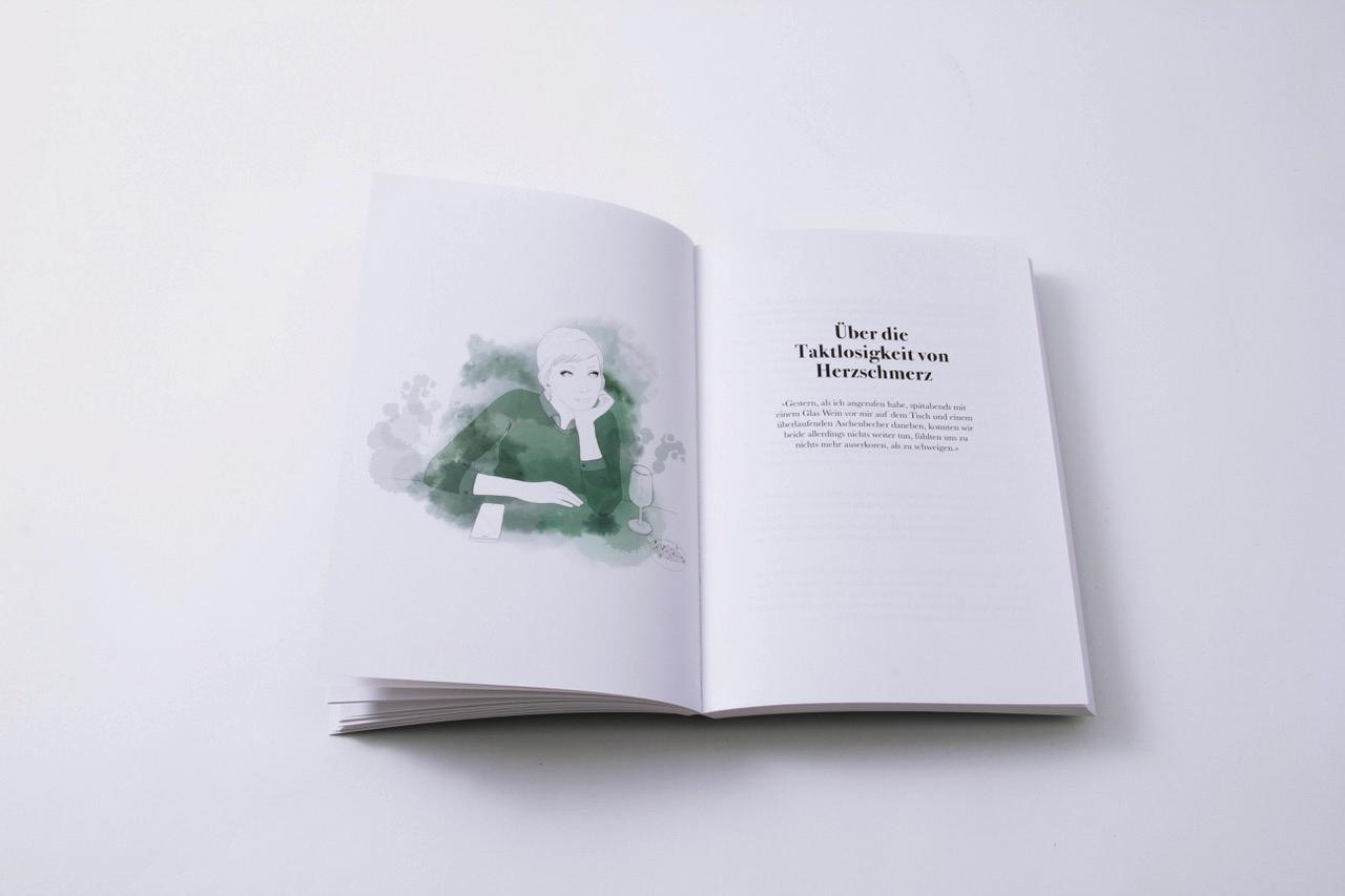 Buch Mit einem leisen Hauch Liebe im Abgang