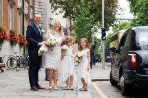 Family Wedding Chelsea Town Hall Register