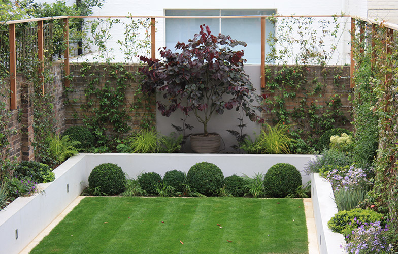 Terraced Garden  Holland Park
