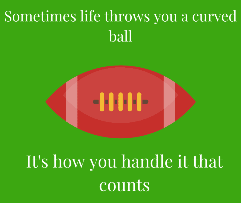 What to do when your divorce throws you a curved ball