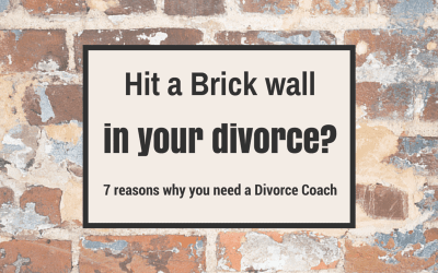 Why do I need a divorce coach? 7 reasons why its a necessity not a luxury.