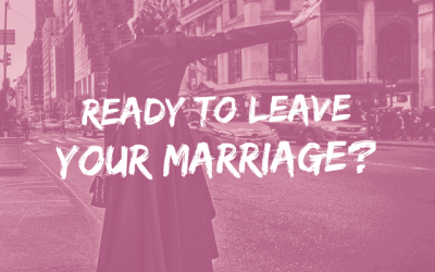 How Do I really Know I'm Ready For Divorce?