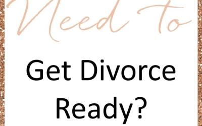 Get Divorce Ready – how coaching can help you