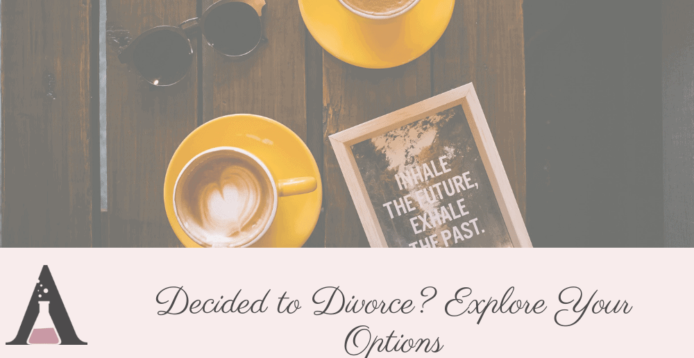Decided to Divorce? Explore Your Options