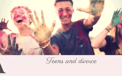 Teens and divorce