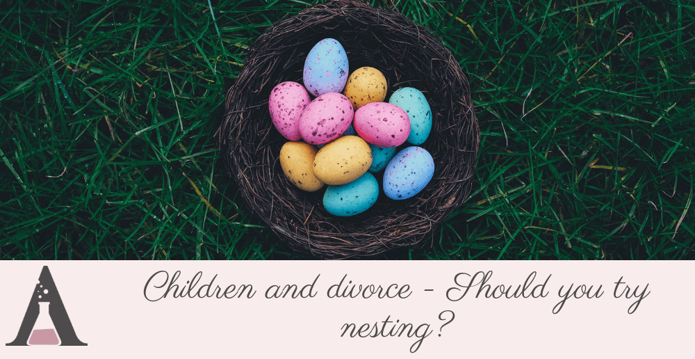 Children and divorce – Should you try nesting?