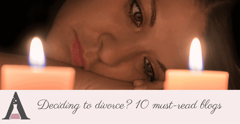 Deciding to divorce? 10 must-read blogs