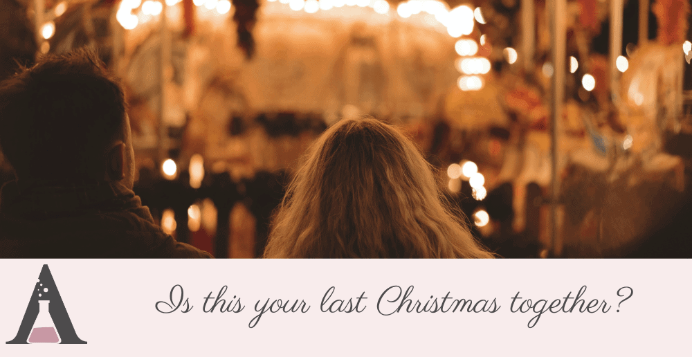 Is this your last Christmas together?