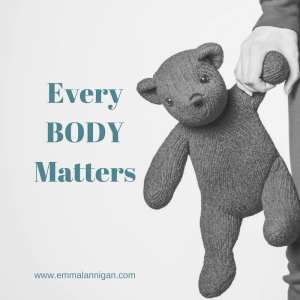 Every BODY Matters - belifehappy wellbeing campaign for self care