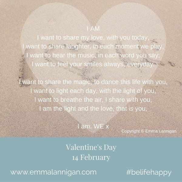 Poem I AM - Emma Lannigan