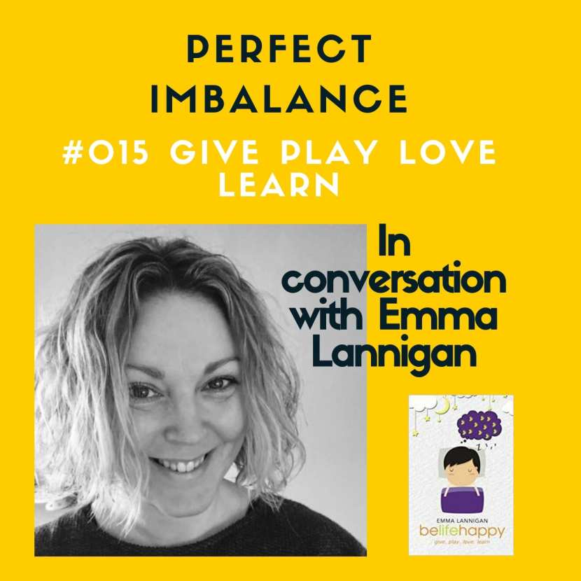 Perfect Imbalance Podcast interview