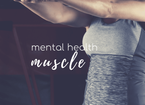Building your mental health muscle - Emma Lannigan