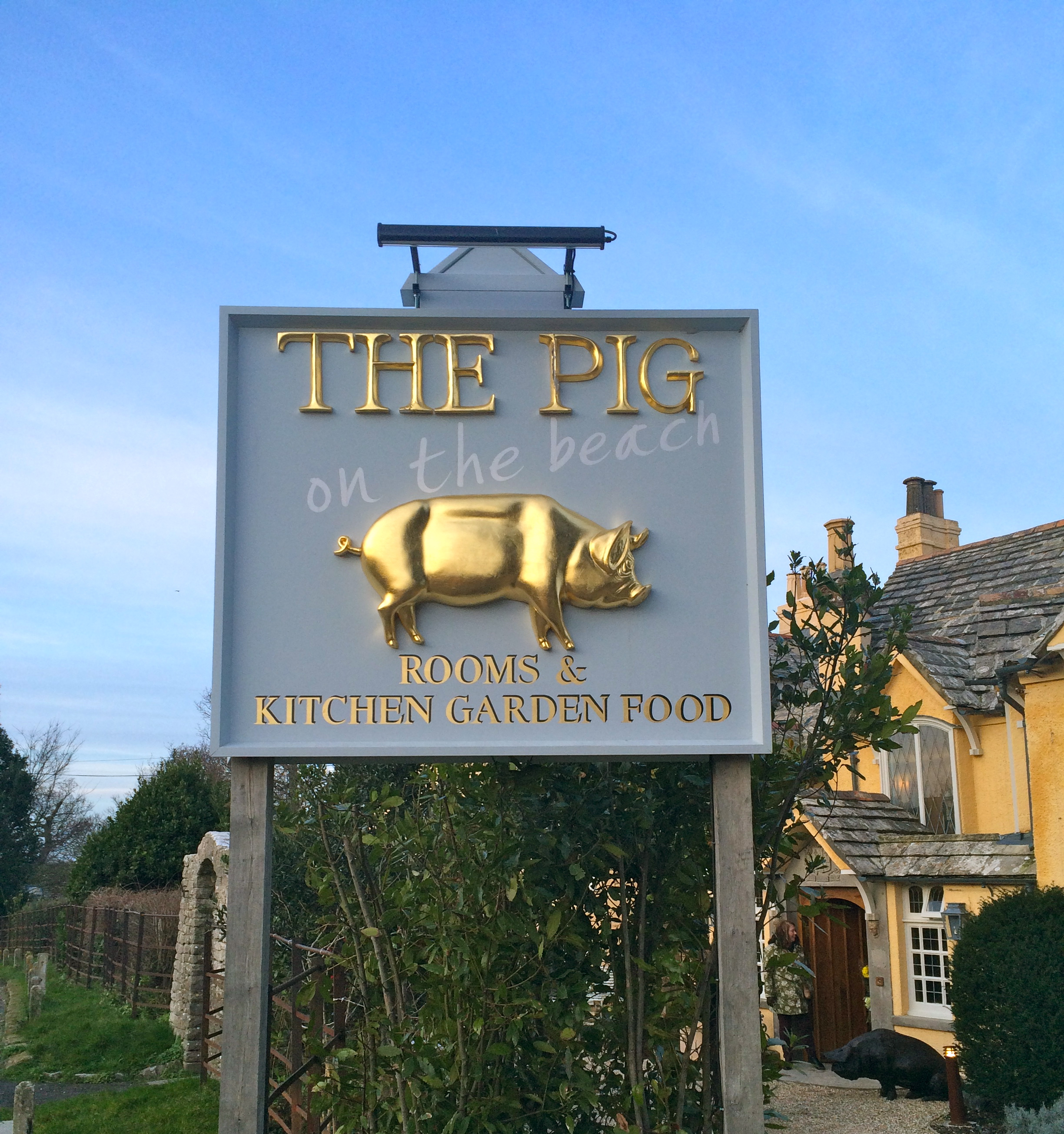 The Cool Dorset Guide The Pig on the Beach  Emma LeePotter