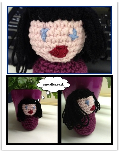 amigurumi girl doll woman at aeris loves amigurumi