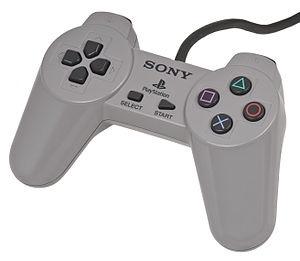 Sony PlayStation original controller