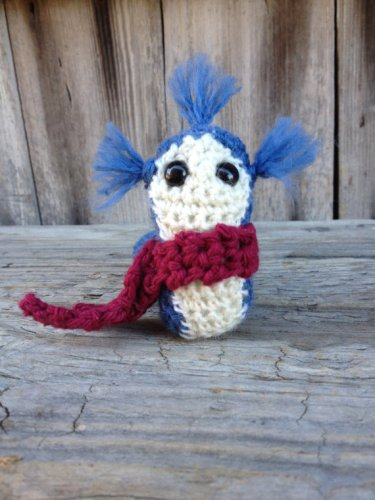 labyrinth crochet patterns - another version of the worm
