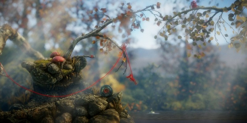 unravel released on ps4 yarny