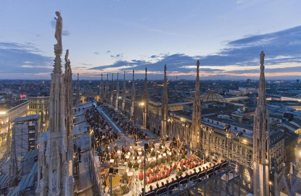 Terrazza Milano Duomo