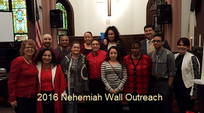 2016 Nehemiah Wall at Emmanuel