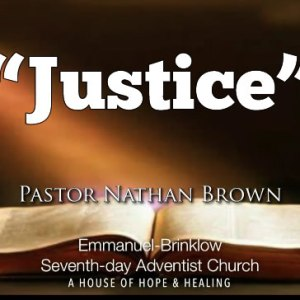 Justice, Nathan Brown