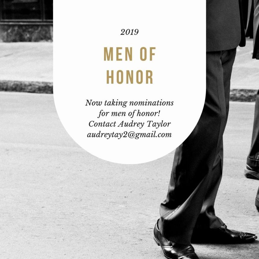 Men of Honor 2019 Awards Ceremony
