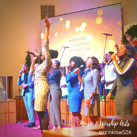 MUSIC & WORSHIP ARTS