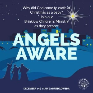 ANGELS AWARE! BRINKLOW CHILDREN'S MINISTRY