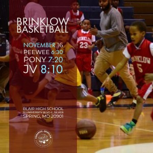 BRINKLOW BASKETBALL Nov 16